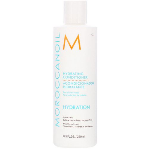 Moroccanoil, Hydrating Conditioner, 8.5 fl oz (250 ml) Review