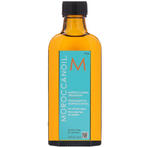 Moroccanoil, Moroccanoil Treatment, 3.4 fl oz (100 ml) Review