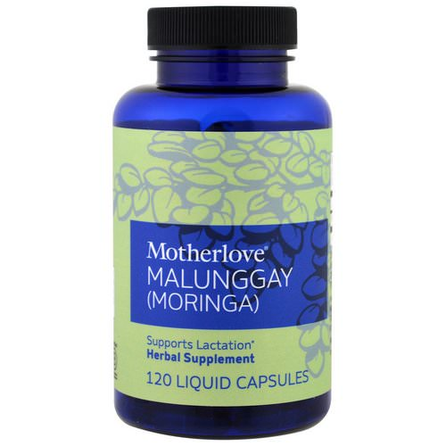 Motherlove, Malunggay (Moringa), 120 Liquid Capsules Review