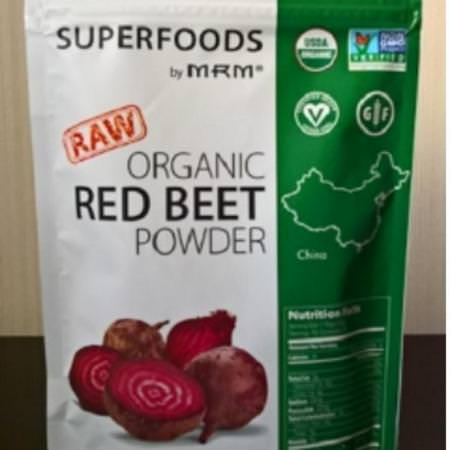 Supplements Greens Superfoods Beet MRM
