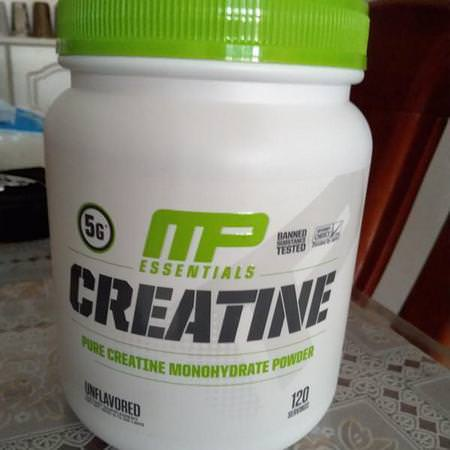 MusclePharm Sports Nutrition Muscle Builders Creatine