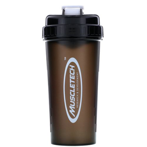 Muscletech, Typhoon Shaker Cup, Black, 24 oz (700 ml) Review
