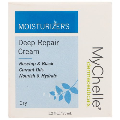 MyChelle Dermaceuticals, Deep Repair Cream, 1.2 fl oz (35 ml) Review