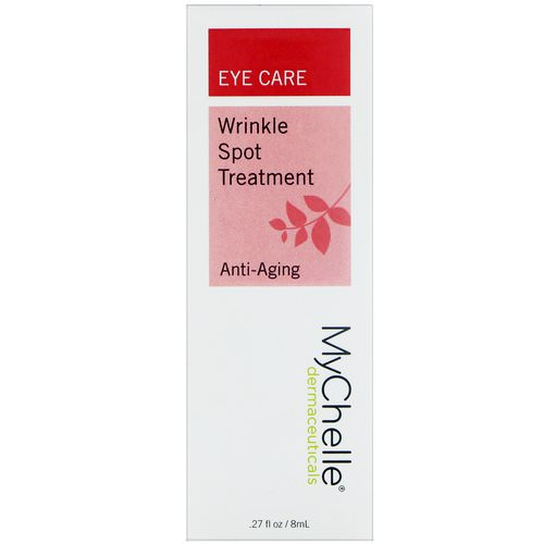 MyChelle Dermaceuticals, Wrinkle Spot Treatment, Anti-Aging, .27 fl oz (8 ml) Review
