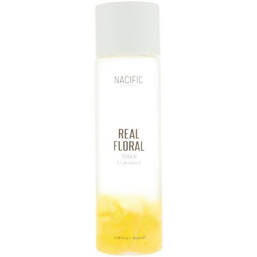 Nacific, Real Floral Calendula Toner, 6.08 fl oz (180 ml) Review