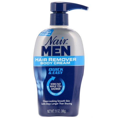 Nair Hair Remover Body Cream Men