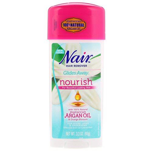 Nair Hair Remover Glides Away