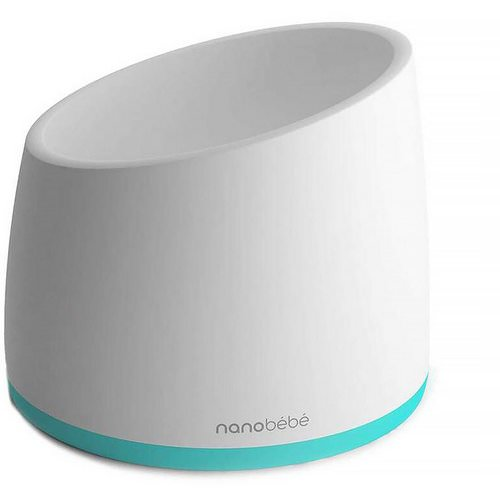 Nanobebe, Smart Warming Bowl, Teal, 1 Bowl Review