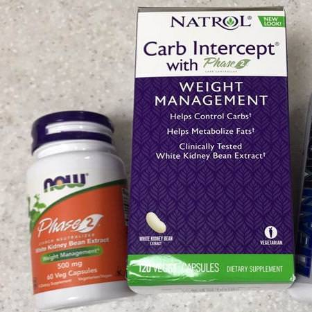 Supplements Diet Weight White Kidney Bean Extract Natrol