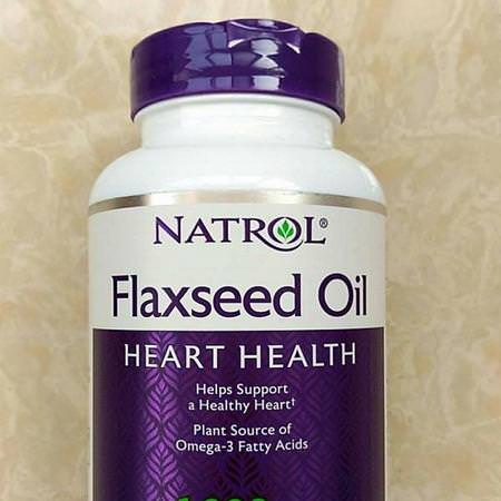 Supplements Fish Oil Omegas EPA DHA Flax Seed Supplements Natrol