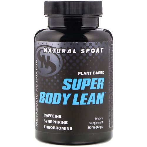 Natural Sport, Planet Based Super Body Lean, 90 VegCaps Review