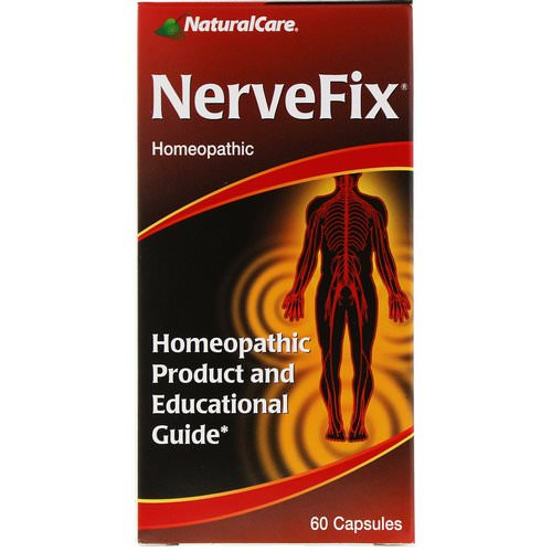 NaturalCare, Nerve Fix, 60 Capsules Review