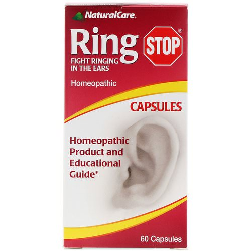 NaturalCare, RingStop, 60 Capsules Review