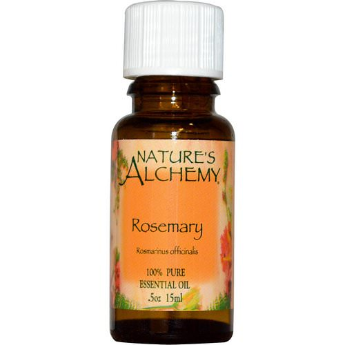 Nature's Alchemy, Essential Oil, Rosemary, 0.5 oz (15 ml) Review