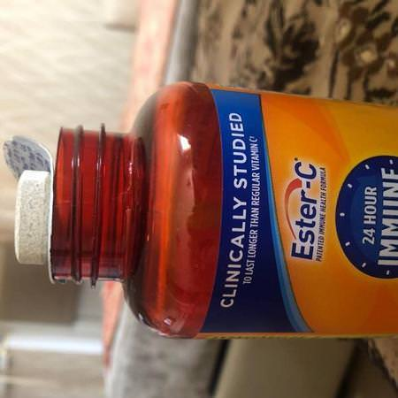 Nature's Bounty, Ester-C, 1000 mg, 120 Veggie Coated Tablets Review