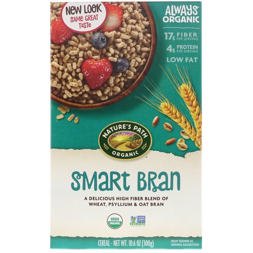 Nature's Path, Organic Smart Bran, 10.6 oz (300 g) Review