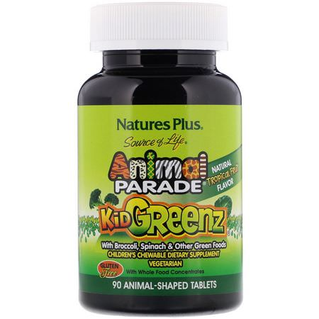 Nature's Plus, Children's Health