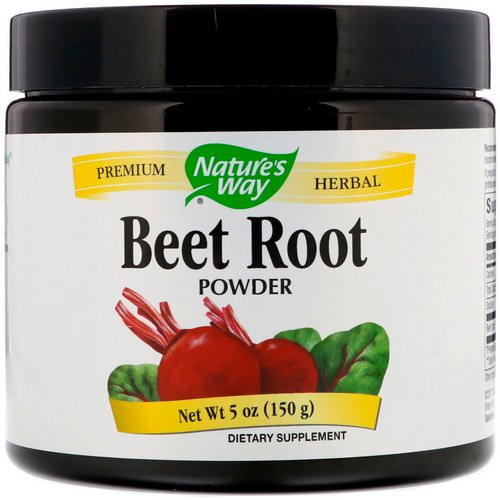 Nature's Way, Beet Root Powder, 5 oz (150 g) Review