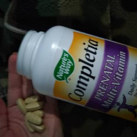 Nature's Way Supplements Women's Health Prenatal Multivitamins