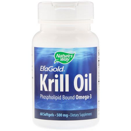 Nature's Way, Krill Oil