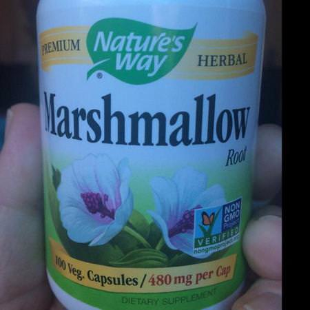 Nature's Way, Marshmallow Root