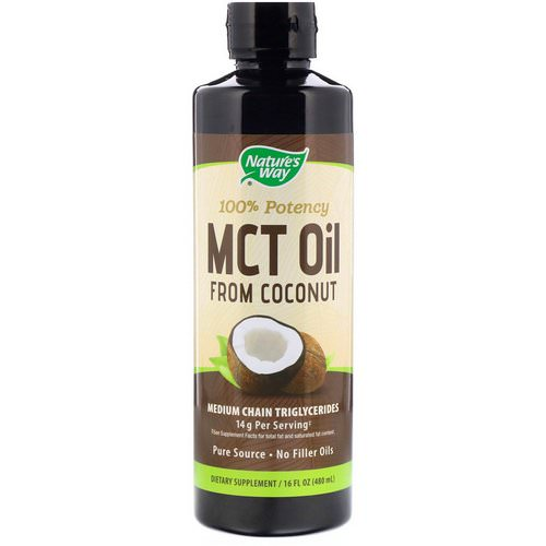 Nature's Way, MCT Oil, 16 fl oz (480 ml) Review