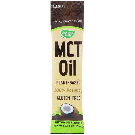 Nature's Way, MCT Oil