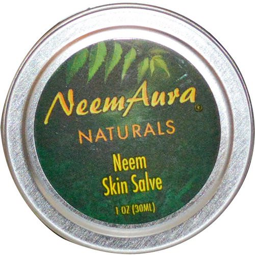 NeemAura, Neem Skin Salve, 1 oz (30 ml) Review