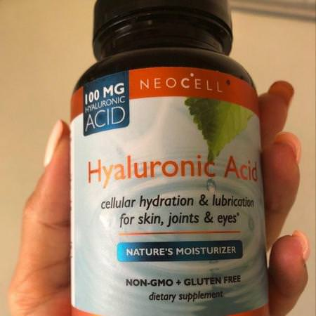 Neocell, Hyaluronic Acid