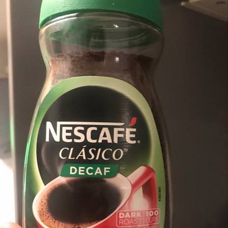 Nescafe, Instant Coffee, Dark Roast