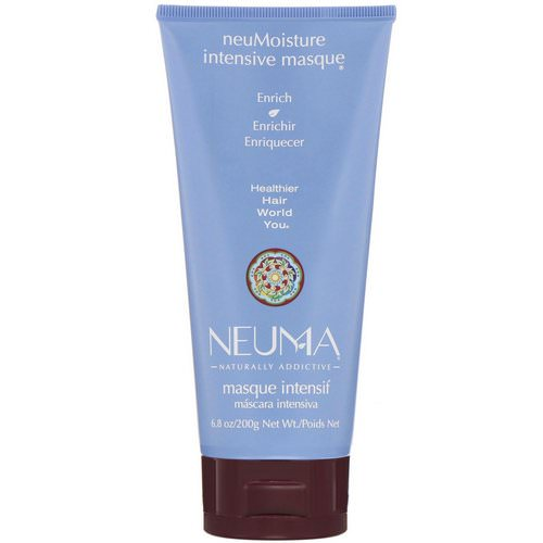 Neuma, neuMoisture Intensive Masque, Enrich, 6.8 oz (200 g) Review