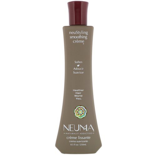 Neuma, neuStyling Smoothing Creme, 8.5 fl oz (250 ml) Review