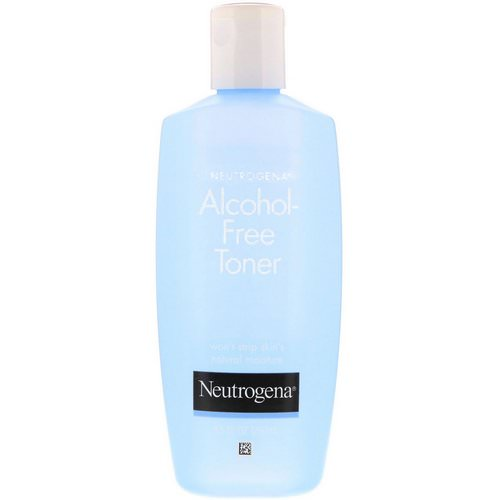 Neutrogena, Alcohol-Free Toner, 8.5 fl oz (250 ml) Review