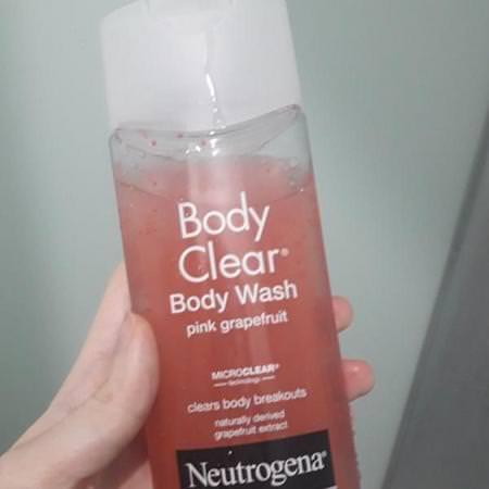 Neutrogena Skin Treatment Body Clear
