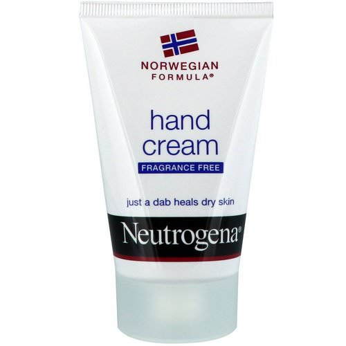 Neutrogena, Hand Cream, Fragrance Free, 2 oz (56 g) Review