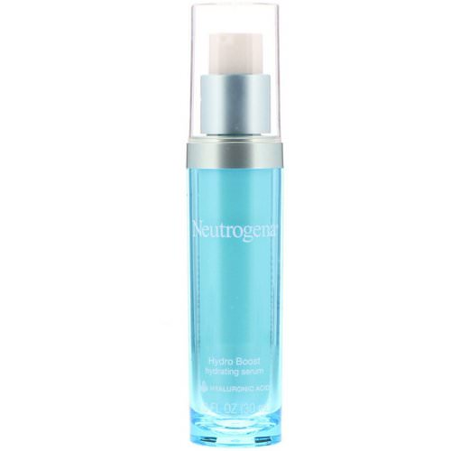 Neutrogena, Hydra Boost, Hydrating Serum, 1.0 fl oz (30 ml) Review