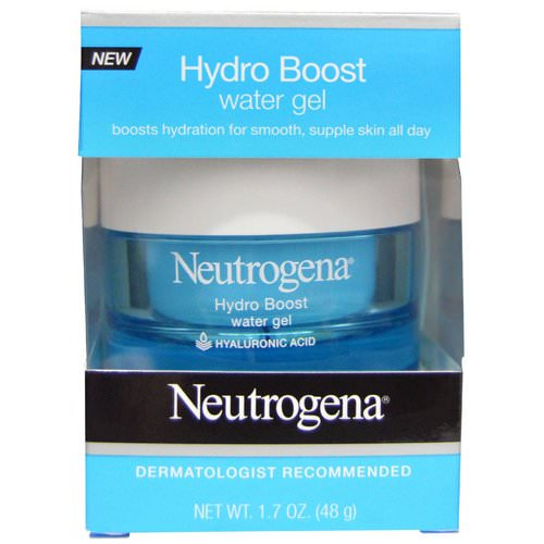 Neutrogena, Hydro Boost Water Gel, 1.7 oz (48 g) Review