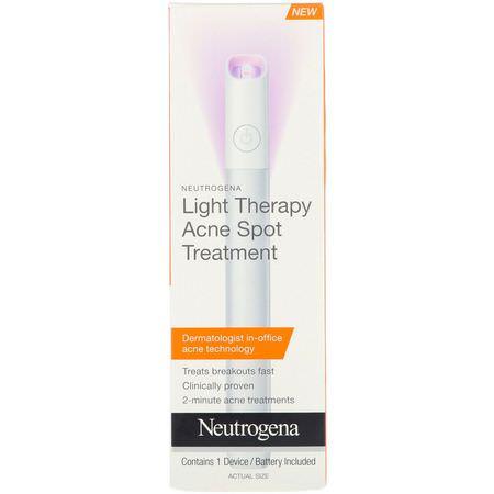 Neutrogena Blemish Light Therapy Acne Spot Treatment