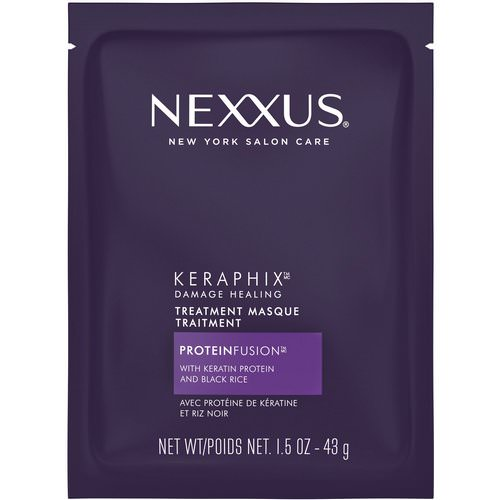 Nexxus, Keraphix Treatment Hair Masque, Damage Healing, 1.5 oz (43 g) Review
