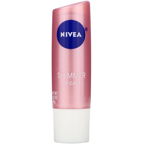 Nivea, Radiant Lip Care, Shimmer, 0.17 oz (4.8 g) Review