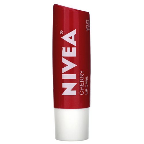 Nivea, Lip Care, Cherry, 0.17 oz (4.8 g) Review