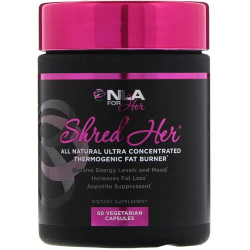 NLA for Her, Shred Her, 60 Vegetarian Capsules Review