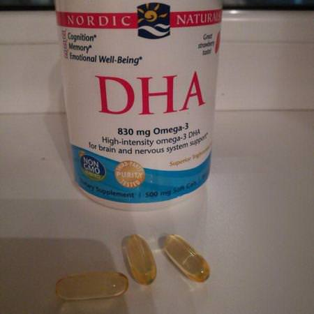 Nordic Naturals Supplements Fish Oil Omegas EPA DHA