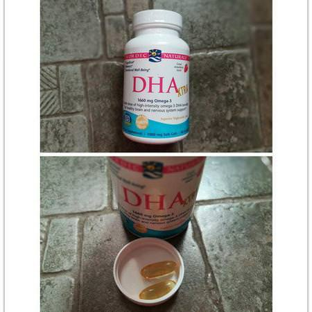 Supplements Fish Oil Omegas EPA DHA DHA Nordic Naturals
