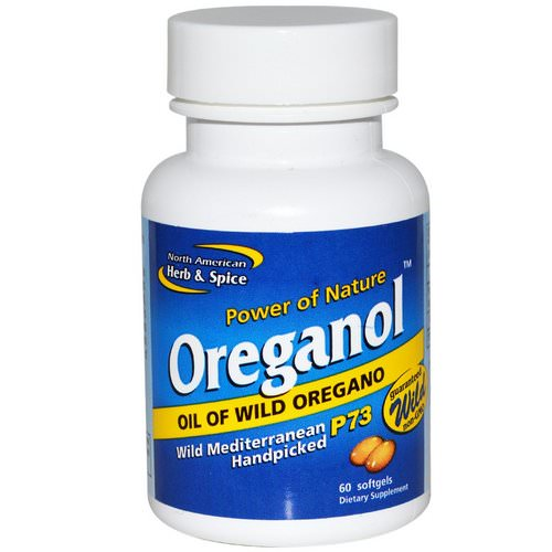North American Herb & Spice, Oreganol, 60 Softgels Review