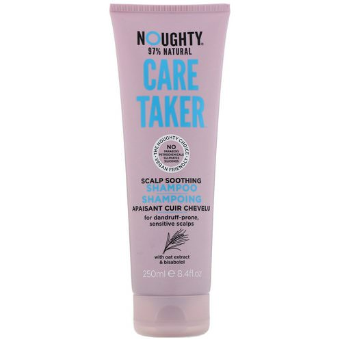 Noughty, Care Taker, Scalp Soothing Shampoo, 8.4 fl oz (250 ml) Review