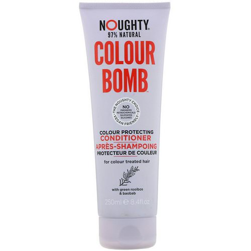 Noughty, Colour Bomb, Colour Protecting Conditioner, 8.4 fl oz (250 ml) Review
