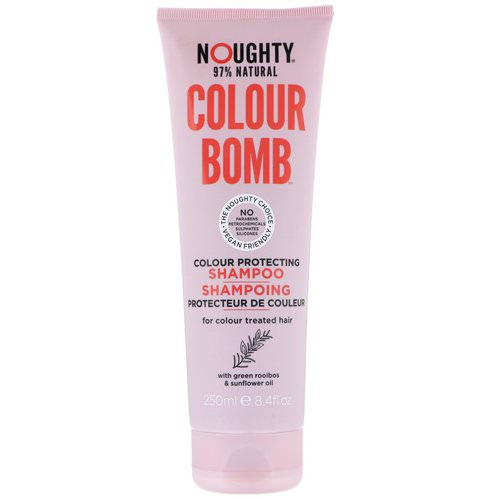 Noughty, Colour Bomb, Colour Protecting Shampoo, 8.4 fl oz (250 ml) Review