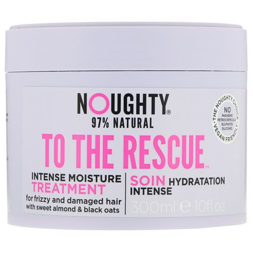 Noughty, To The Rescue, Intense Moisture Treatment, 10 fl oz (300 ml) Review
