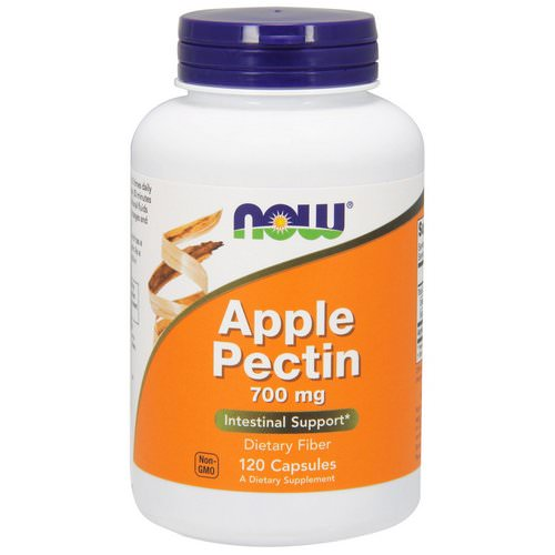 Now Foods, Apple Pectin, 700 mg, 120 Capsules Review